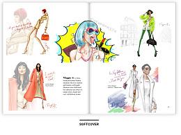 UNpopular Style™杂志刊登 by Maggie Ai | 时尚插画