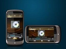 天天动听Android版本界面设计