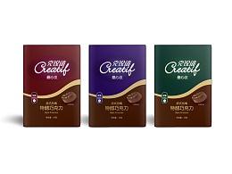 Créatif克瑞谛 巧克力包装设计