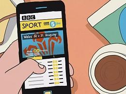 BBC 橄榄球世界杯 宣传片
