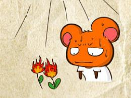 怪ka猫漫画4张