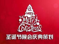 圣诞节晚会庆典策划PPT模板