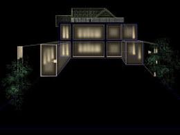 一个别墅改造项目
