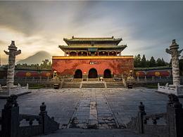 古建筑摄影:嵩山中岳庙