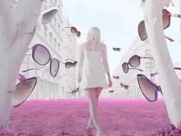 Veer眼镜广告