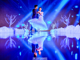 【YBP摄影】广州花海阁《唯爱·让记忆永恒》大型主题婚礼秀