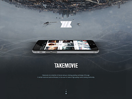 Takemovie App Design