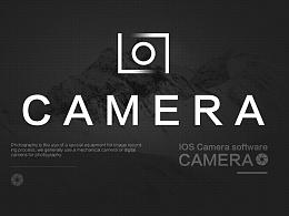 相机软件界面练习