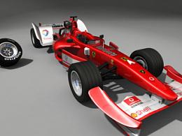 F1渲染图