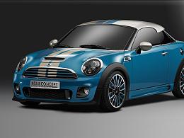 Mini-Cooper小汽车