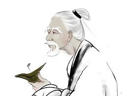 玉兰花,工笔人物(手绘板练习)