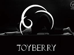 joyberry 瑜伽服品牌设计