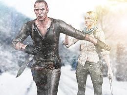 Jake X Sherry - Resident Evil 6 杰克X雪莉 - 生化危机6