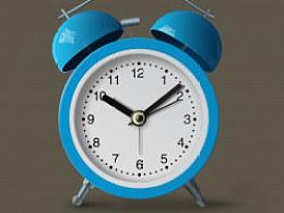 鼠绘闹钟一枚