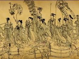 许昌博物馆—八十七神仙卷古风动画