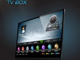 九品视觉电视机顶盒界面设计