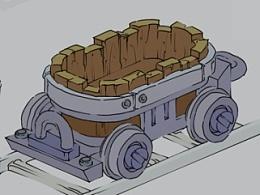 机械道具设定