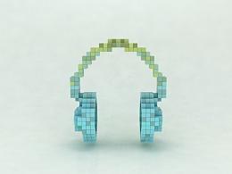 三维音乐元素