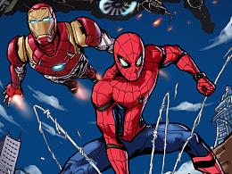 <蜘蛛侠-英雄归来>-9月8日与您相约!