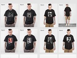 原创T恤图案设计