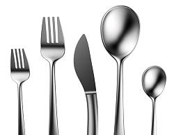 刀叉餐具 | CUTlERY KNIFE AND FORK