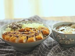 味蕾时光 第七集 日式猪排饭+味噌汤