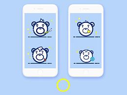 美熊family--【站酷-陆启超】