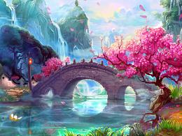 《桃花源记》游戏宣传视频
