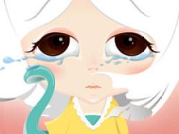 伤心的人鱼公主