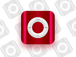 iPod图标临摹