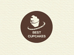 甜点店logo再改版