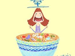 冬至的猫饺子