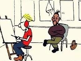 多格漫画—《忍无可忍》