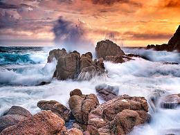 风光 - The ancient rocks - 三群 - Joyce He