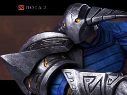 dota2——流浪剑客sven