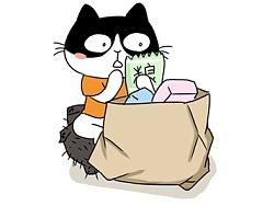 你身上什么味?是不是外面有猫了? by 猫咪不吃鱼