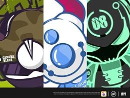 CAMERA360 吉祥物 CACA