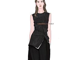 LAMAARALI 女装设计