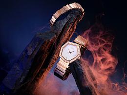 芭莎珠宝 Dior两组大片
