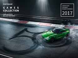梅赛德斯—AMG 非凡驾驭50周年H5创意