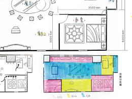 大学室内设计作业