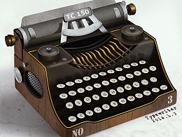 拟物打字机