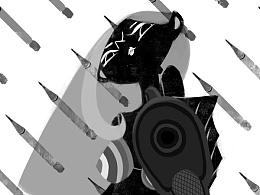 #捍权益反盗图#