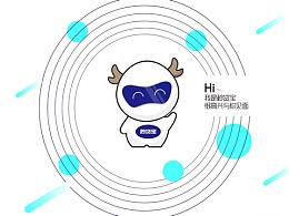 江西银行卡通形象设计