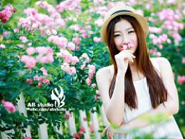 蔷薇少女,极致小清新,阿宝出品,强力推荐