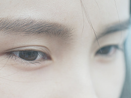 「有一双会说话的眼睛」
