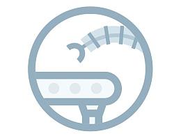 工业主题图标-Industry Icon Set