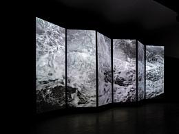 《寒山》展览摄影