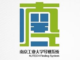 南京工业大学导视设计