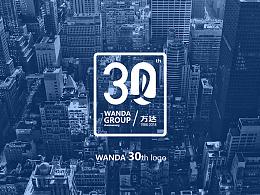WANDA 30th LOGO